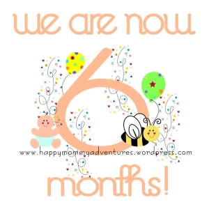 Celebrating Sixth Month of Pregnancy