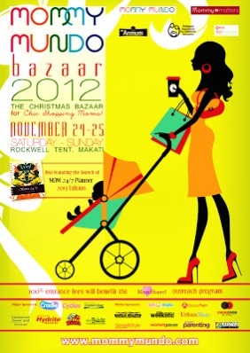 November and chrstmas bazaars and Events for moms and babies