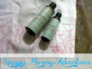 Nanny Rose's Gugo & Lawat Anti hairfall shampoo