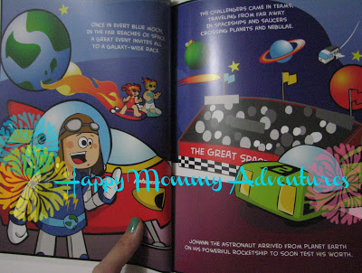 Personalized Story book for children