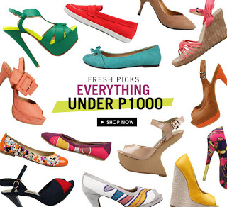 High heels and shoes at sale under 1000