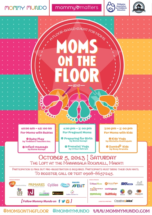 Moms on the Floor 2013